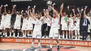 2018 EuroLeague Final: Real Madrid vs. Fenerbahce Dogus Istanbul