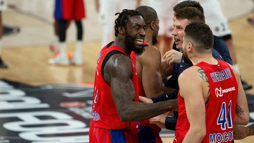2019 EuroLeague Semi Final: CSKA Moscow vs. Real Madrid
