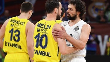 2019 EuroLeague 3rd Place Game: Fenerbahce Beko Istanbul vs. Real Madrid
