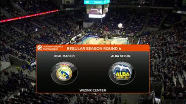 Real Madrid vs ALBA Berlin Recap