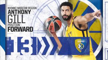 Post-Game Interview: Anthony Gill, Khimki Moscow Region