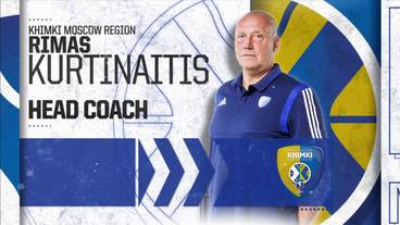 Post-game Interview: Rimas Kurtinaitis, Khimki Moscow Region