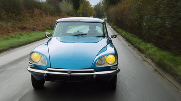 Episode 2 - Citroen DS