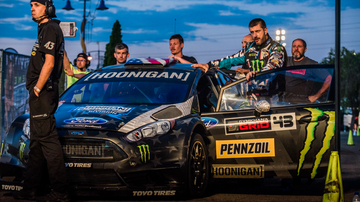 Gymkhana Grid Profile: Ken Block
