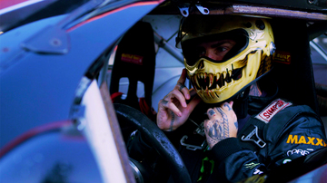 Gymkhana Grid Profile: Shane Lynch