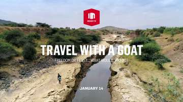 Travel with a Goat - Trailer