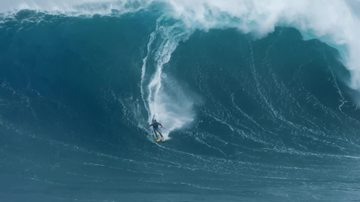 Ski surfing jaws/chuck patterson