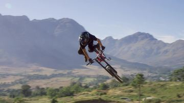 Adolf Silva BMX/Downhill Mountain Bike