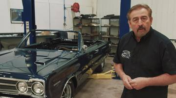 Installing the Dashoard on Plymouth GTX