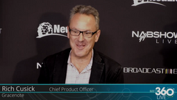 Chief Product Officer at Gracenote, Rich Cusick