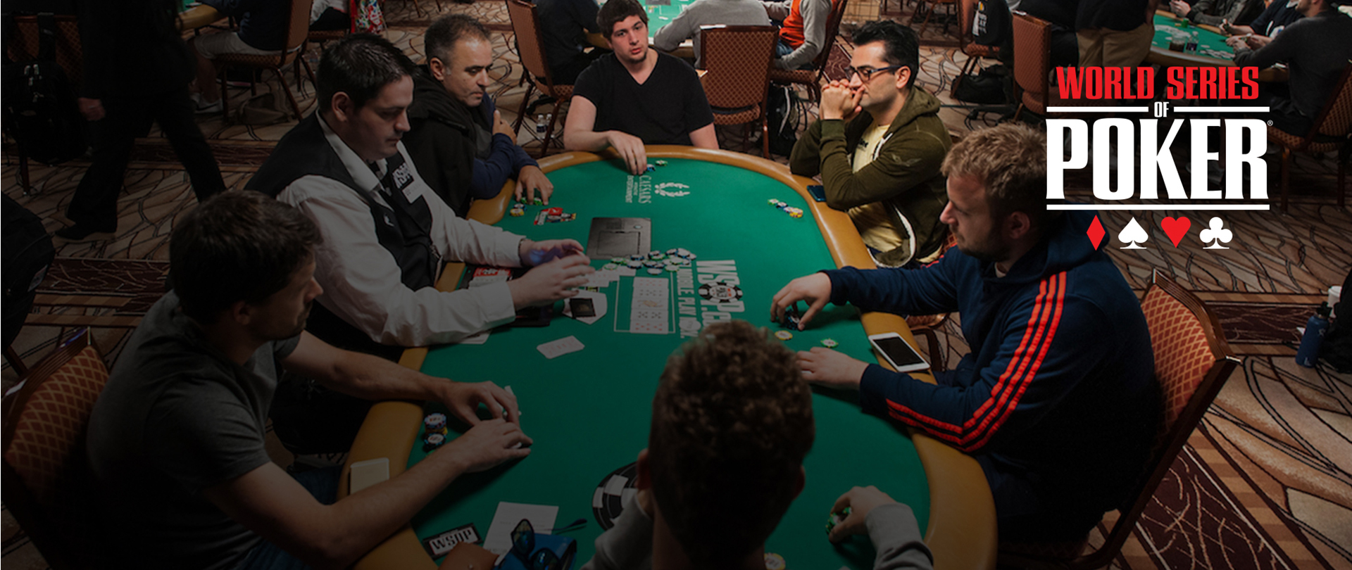 2017 WSOP $1,500 No Limit Hold'em