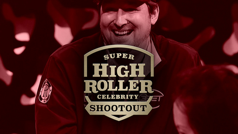Super High Roller Celebrity Shootout | Episode 5
