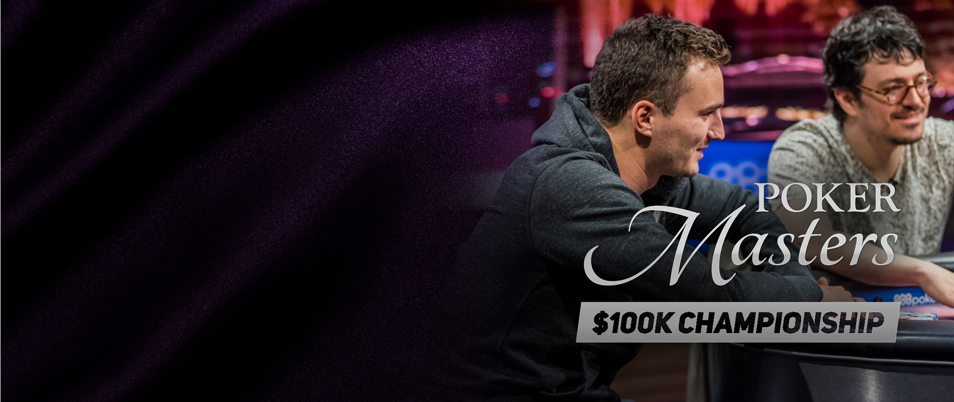 Poker Masters 2017 | $100K | Day 1