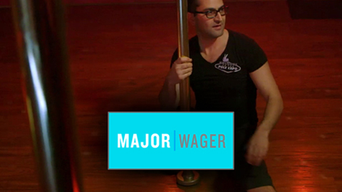 Major Wager | Pole Dancing
