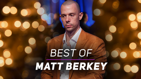 Best of Matt Berkey