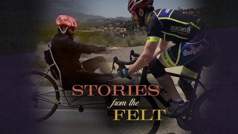 Stories from the Felt | The Bike Bet