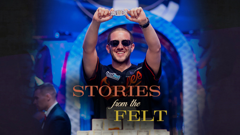 Stories from the Felt | The Wake-Up Call