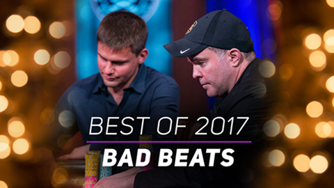 Best of 2017 | Bad Beats