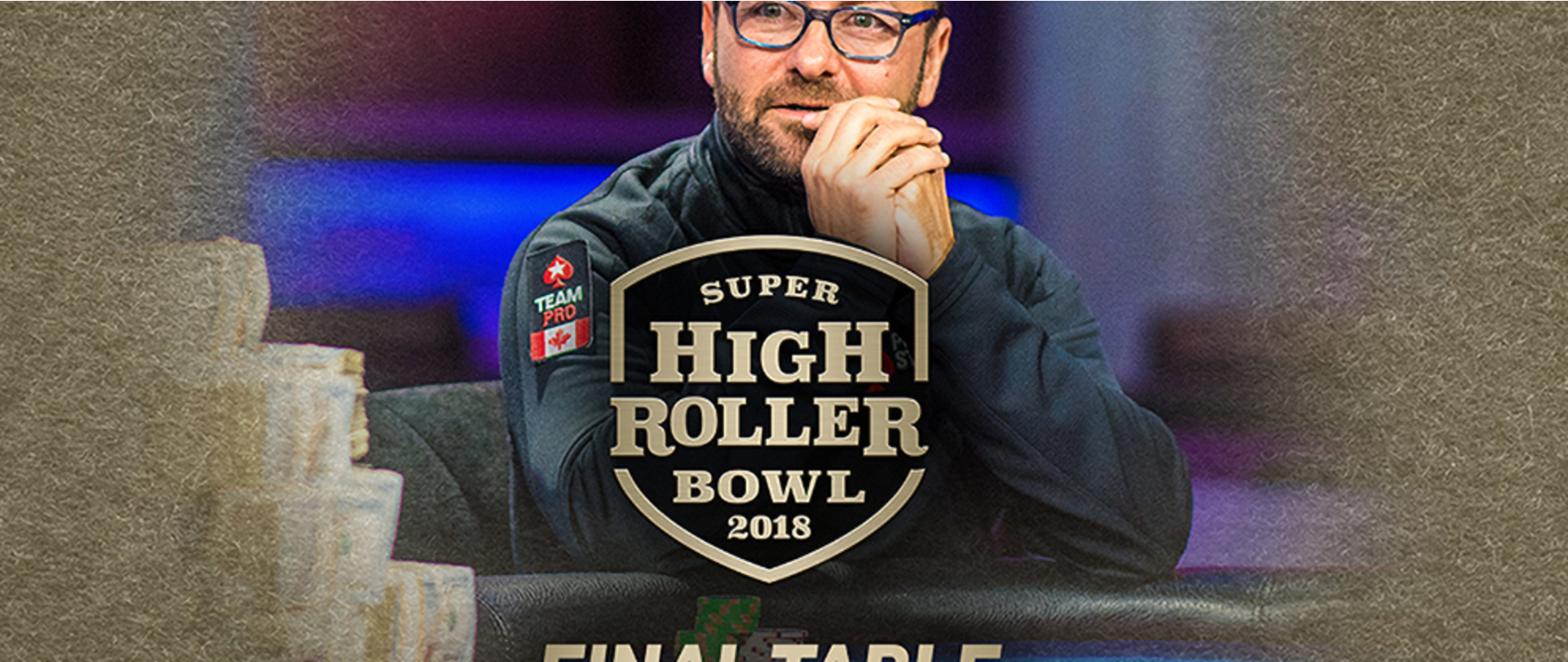 Super High Roller Bowl | Final Table