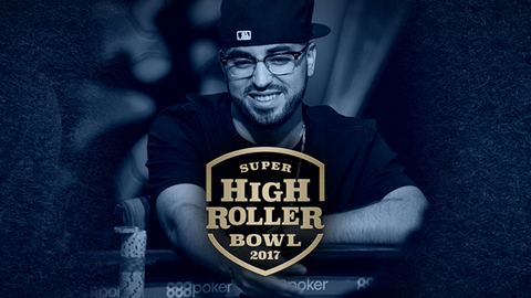 2017 Super High Roller Bowl | Episode 3