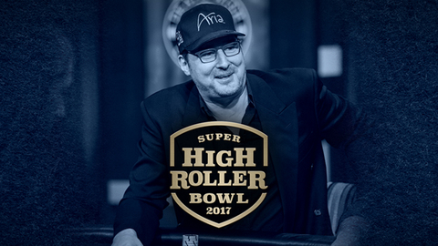 2017 Super High Roller Bowl | Episode 2
