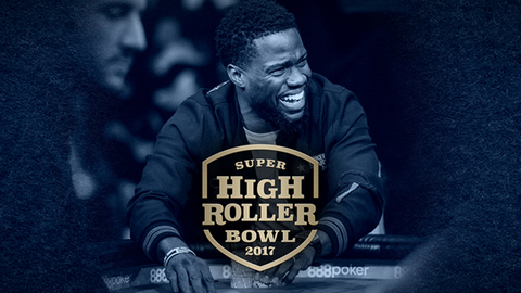 2017 Super High Roller Bowl | Episode 1