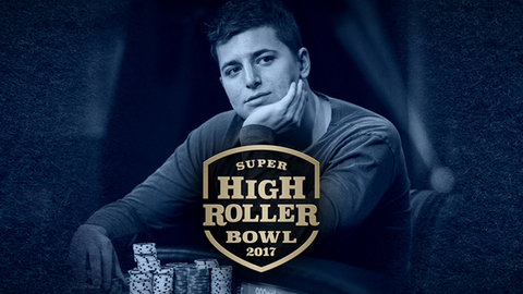 2017 Super High Roller Bowl | Episode 14