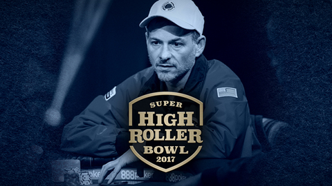 2017 Super High Roller Bowl | Episode 8