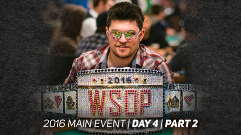2016 WSOP Main Event | Episode 2