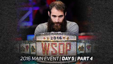 2016 WSOP Main Event | Episode 6