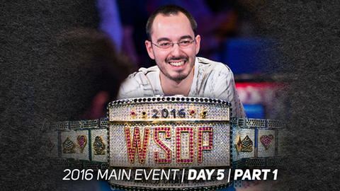 2016 WSOP Main Event | Episode 3