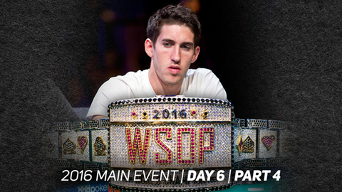 2016 WSOP Main Event | Episode 10