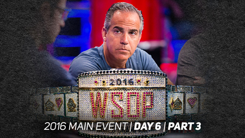2016 WSOP Main Event | Episode 9