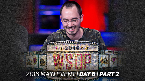 2016 WSOP Main Event | Episode 8