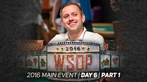 2016 WSOP Main Event | Episode 7