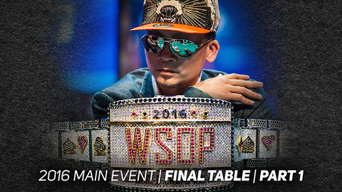 2016 WSOP Main Event | Episode 15