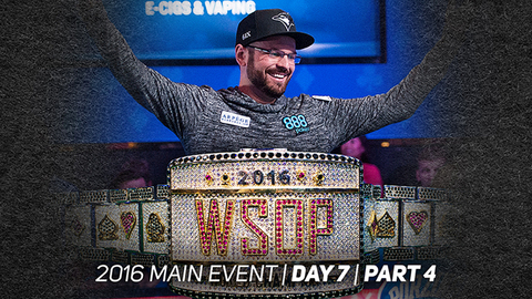 2016 WSOP Main Event | Episode 14
