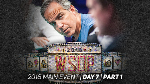 2016 WSOP Main Event | Episode 11