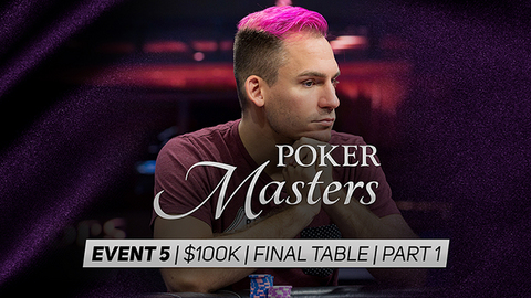 2017 Poker Masters | Episode 6