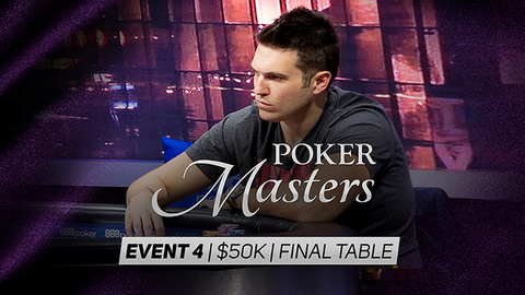 2017 Poker Masters | Episode 5