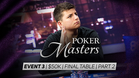 2017 Poker Masters | Episode 4