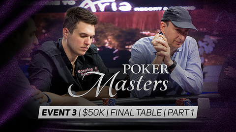 2017 Poker Masters | Episode 3