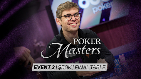 2017 Poker Masters | Episode 2