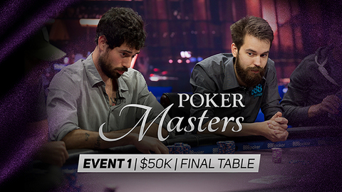 2017 Poker Masters | Episode 1