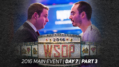 2016 WSOP Main Event | Episode 13