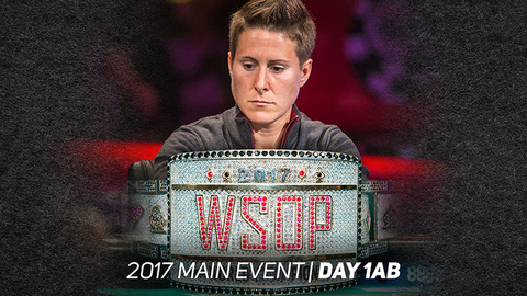 2017 WSOP Main Event | Episode 1