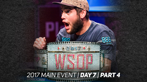 2017 WSOP Main Event | Episode 16