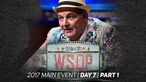 2017 WSOP Main Event | Episode 13