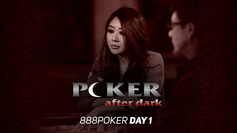 Poker After Dark | 888Poker | Day 1