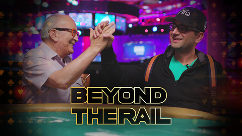 Beyond the Rail | Antonio Esfandiari